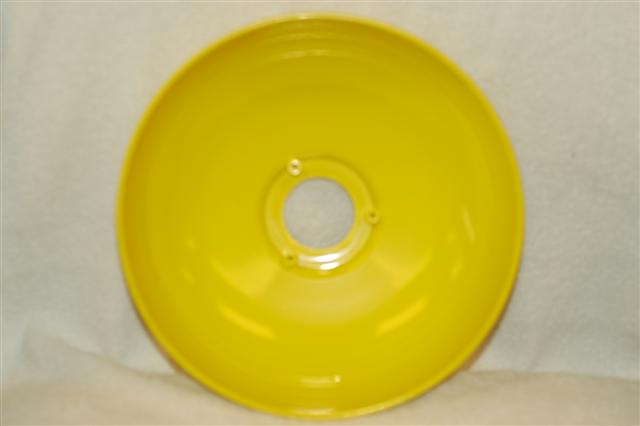 BRADLEY 154-058: BOWL-YELLOW