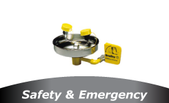 Saftey and Emergency Equipment