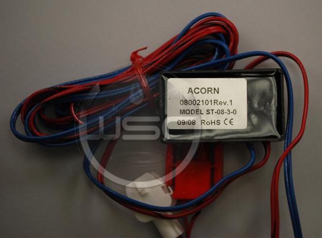 Wsc Acorn 2562 373 001 9 Vdc Sensor With Plug Clips St