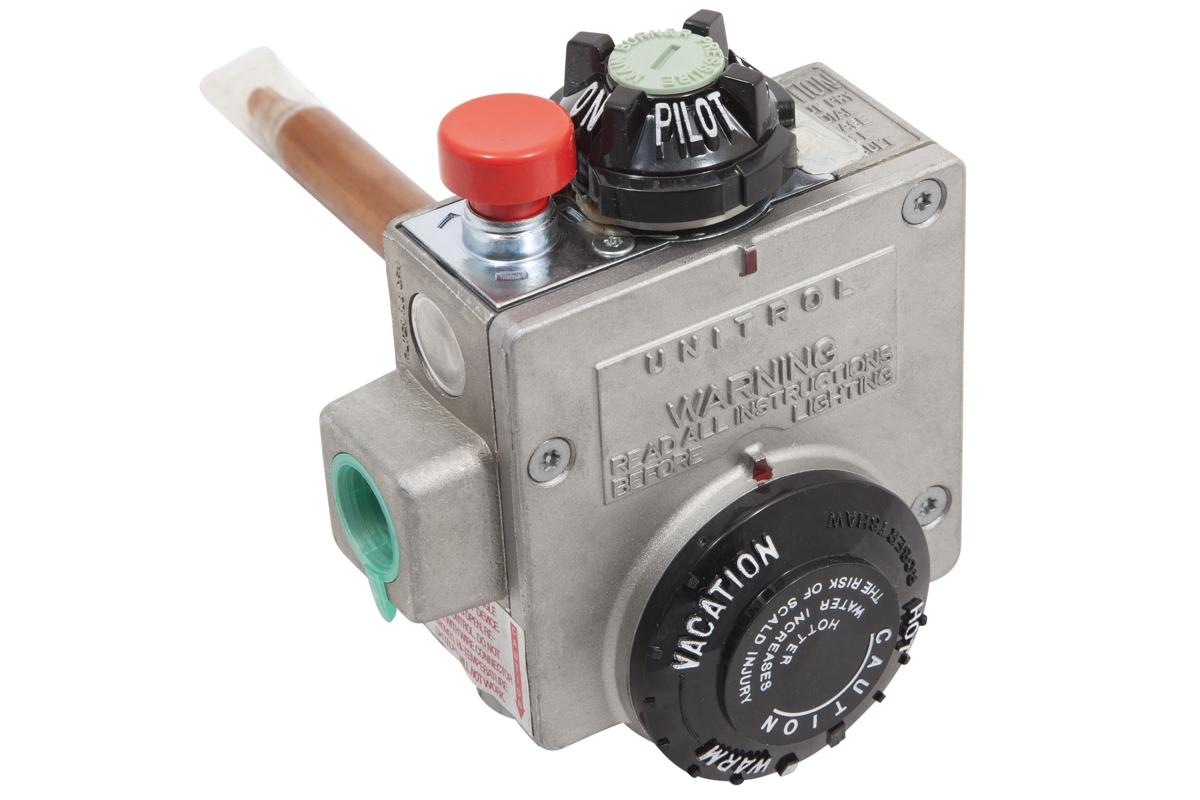 Wsc Ao Smith 100093862 K Gas Control Valve W Thermostat