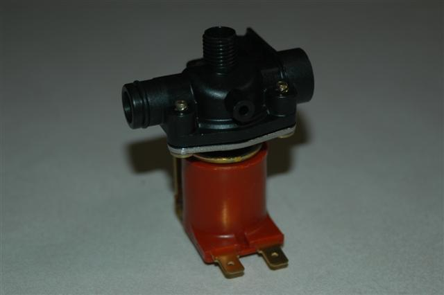 BRADLEY S07-068S: CAPPED SOLENOID, 24 VAC, FOR SS, W/FLOW RESTRICTOR (BLACK MANIFOLD)