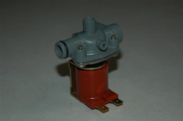 BRADLEY S07-068AS: FLOW-THRU SOLENOID, 24 VAC, FOR SS, W/FLOW RESTRICTOR (GRAY MANIFOLD)