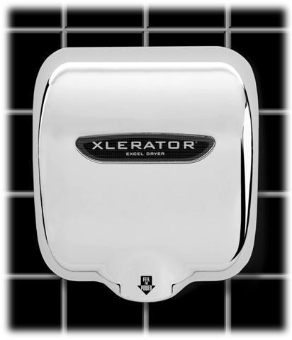 excel xl c 11n 301161 chrome 110120v 125a xlerator sensor more
