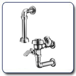 Pedal Operated Flush Valves