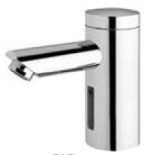 SLOAN 3335060, EAF-250 CP, 2.2 GPM LAMINAR SPRAY HEAD, LINO BATTERY-POWERED, SENSOR OPERATED OPTIMA FAUCETS